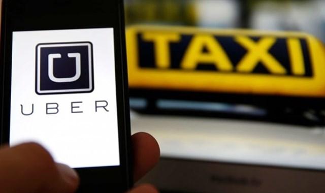 Uber Türkiye de vergi vermeye başladı