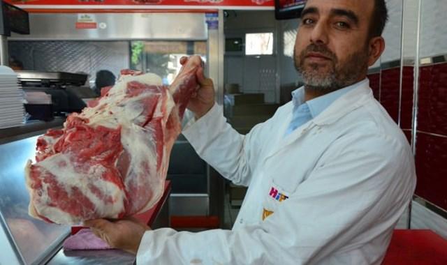 Kırmızı ete yüzde 20 indirim