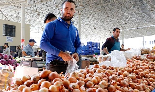 Soğan fiyatları 8 TL yi görebilir