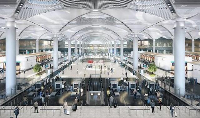 İstanbul Havalimanı nın stüdyo tarifesi belli oldu