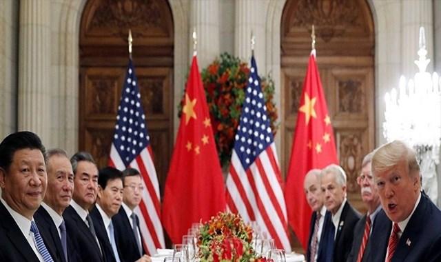 G20 Zirvesi ndeki Çin- ABD görüşmesinden  90 günlük ateşkes  çıktı