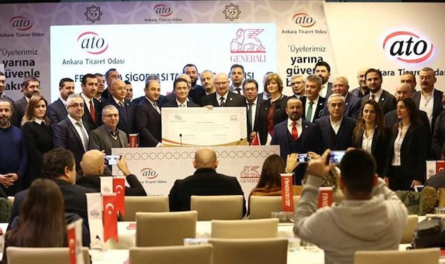 Türkiye de bir ilke imza attı