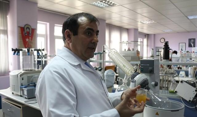 Erzurum da yerli  nano-keratin  üretildi