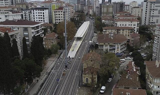 Gebze-Halkalı Marmaray Hattı nın açılışına az kaldı
