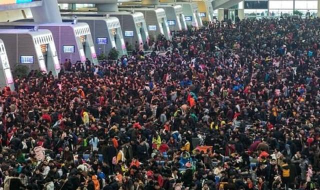 Çin den rekor turizm geliri!