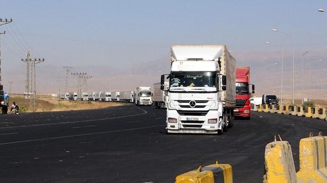 İran dan  Irak a ihracatta birinci sıradayız açıklaması