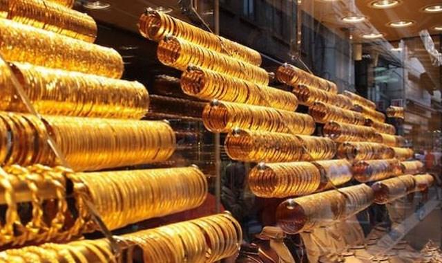 Sahte altın satmışlar!