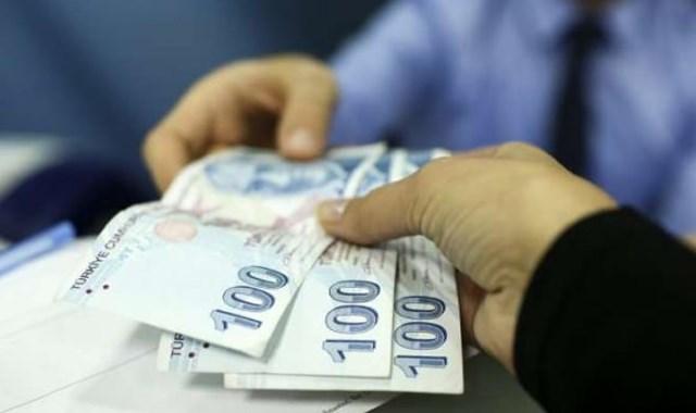 10 bin lira maaş alacaklar
