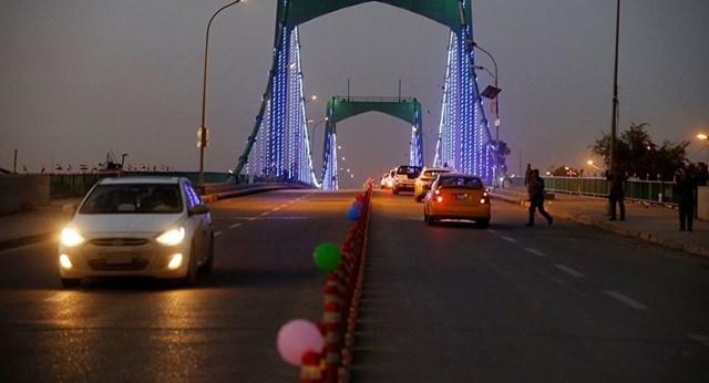 ABD li şirket Irak ta elektrik üretmeye başladı