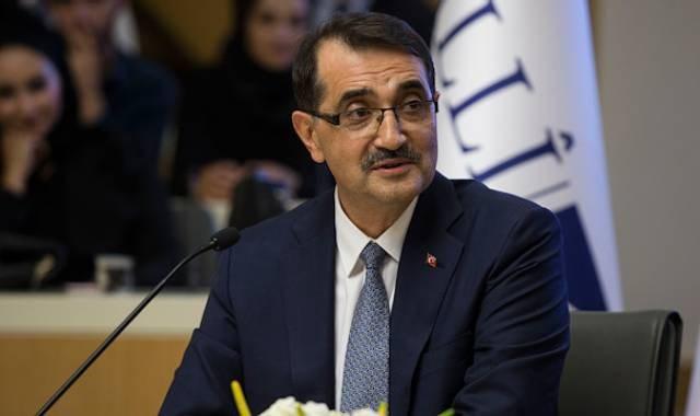 Enerji Bakanı Dönmez den yerli ve yenilenebilir enerji mesajı