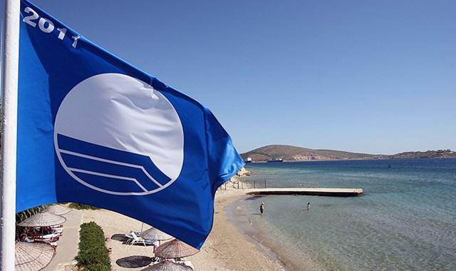 Türkiye nin kaç mavi bayrağı var?