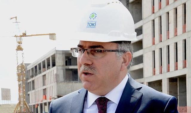 TOKİ Başkanı Turan: TOKİ konut üretiminde tarihi rekora imza attı