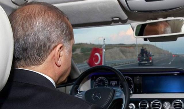 Dev proje tamamlandı! Bugün Erdoğan test edecek