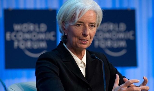 Lagarde: Trump,  dibe doğru yarış  başlatabilir