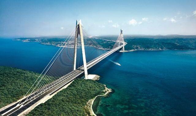 Yeni projeler köprüleri rahatlattı