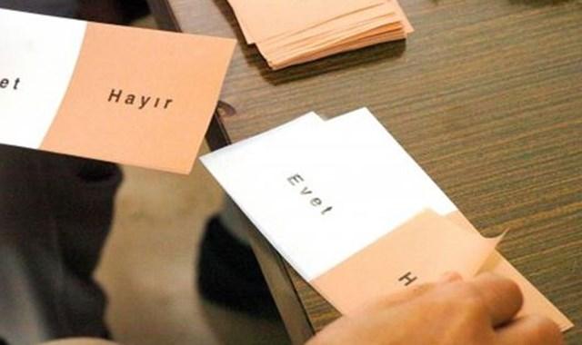 Referandum nedeniyle seçimde memura 14 gün izin yok!