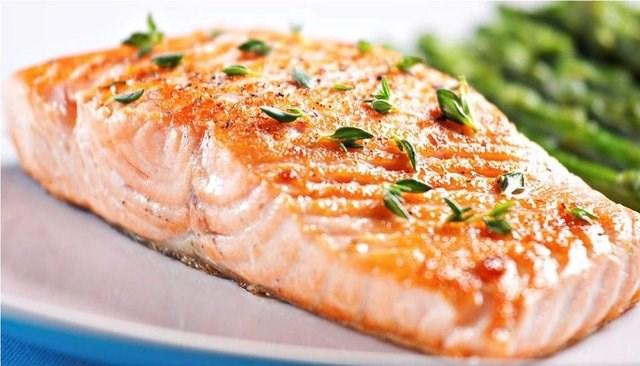 Красная рыба в духовке пошаговый