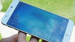 Samsung son bombasını görücüye çıkardı