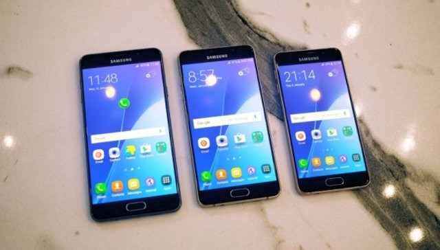 Samsung'un yeni telefonu Galaxy C5 sızdı