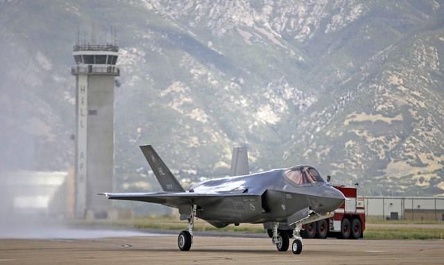 F-35'lerin ilk teslim tarihi belli oldu