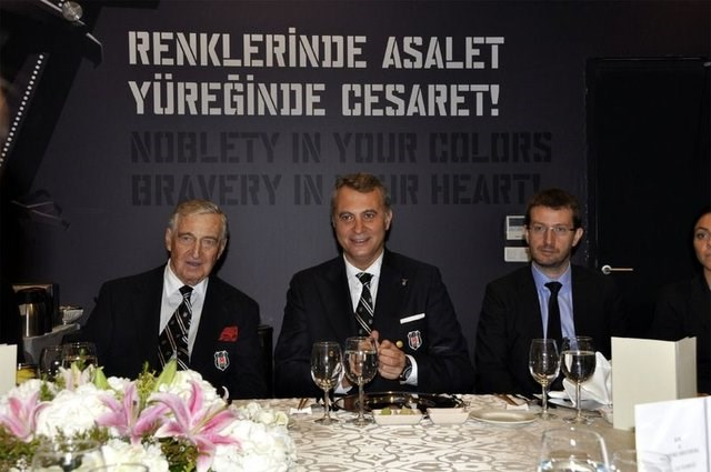 Beşiktaş'a yeni sponsor Brooks Brothers