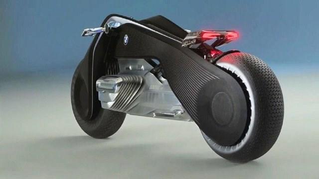 BMW'den asla düşürmeyen motosiklet