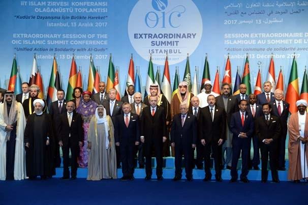 Son dakika... Cumhurbaşkanı Erdoğan: Bütün ülkeleri Kudüs'ün Filistin'in ba