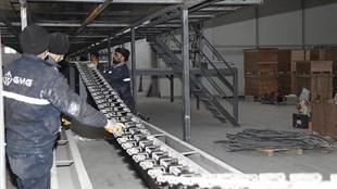 Ankara da cerrahi eldiven fabrikası kuruluyor
