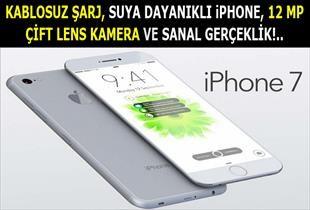 iPhone 7 ve iPhone 7 Plus larda devrim yaratacak özellikler!