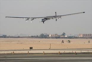 Güneş enerjili dron geliyor!