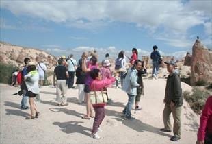 Yılda 1 milyon Çinli turist Türkiye ye gelecek