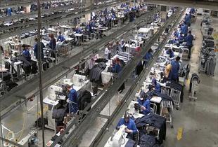 Kahramanmaraş tan 134 ülkeye 446 milyon dolarlık tekstil ihracatı
