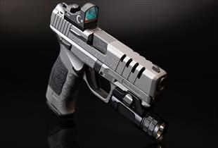 Türk tabancası SAR 9, ABD den ikinci büyük ödülünü aldı