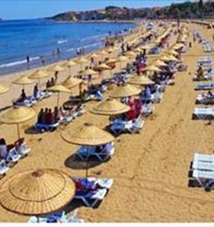Turizm gelirlerinde sert düşüş