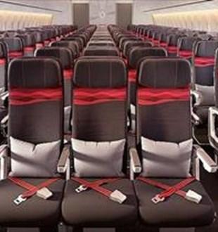 THY'nin yeni Dreamliner'ları yerli koltuklarla uçuyor
