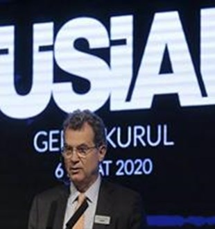 TÜSİAD Başkanı Kaslowski: Reform adımlarının atılacağına inanıyoruz