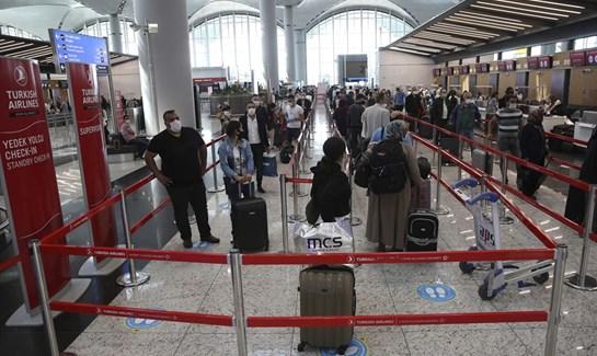 THY bugün 25 bin yolcu taşıyacak