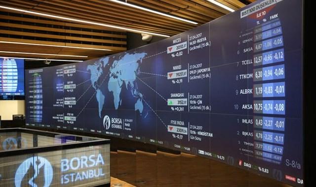 Borsa 113 bin puanı geçerek yeni bir rekor kırdı