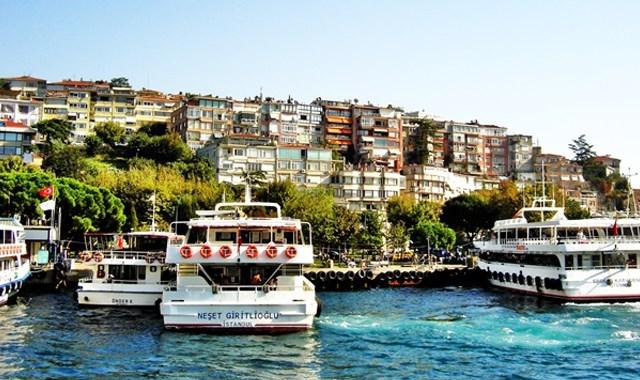 İstanbul da burada ev alan yaşadı