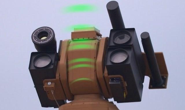 Alka  drone ları başarıyla izleyip imha etti