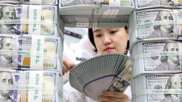 Çin in kasasında 3.1 trilyon dolar var