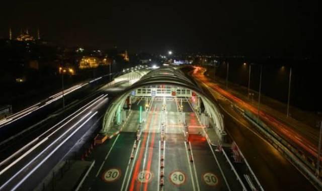 Avrasya Tüneli nin ekonomiye katkısı