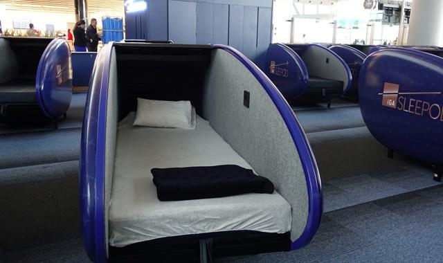 İstanbul Havalimanı nda  uyku kabini  dönemi!