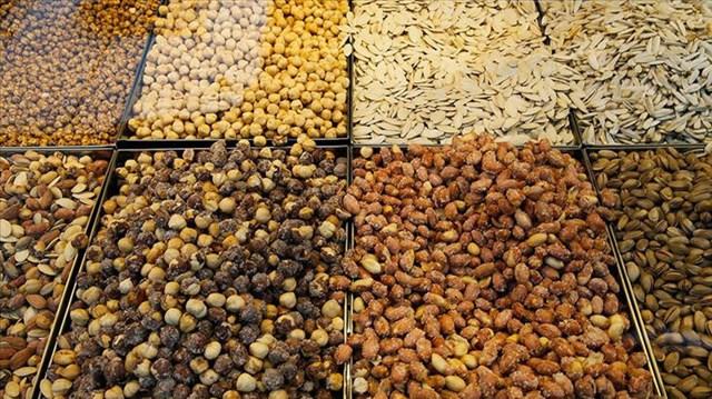 Türkiye nin kuru yemiş ihracatı 2019 da 1,4 milyar dolara ulaştı