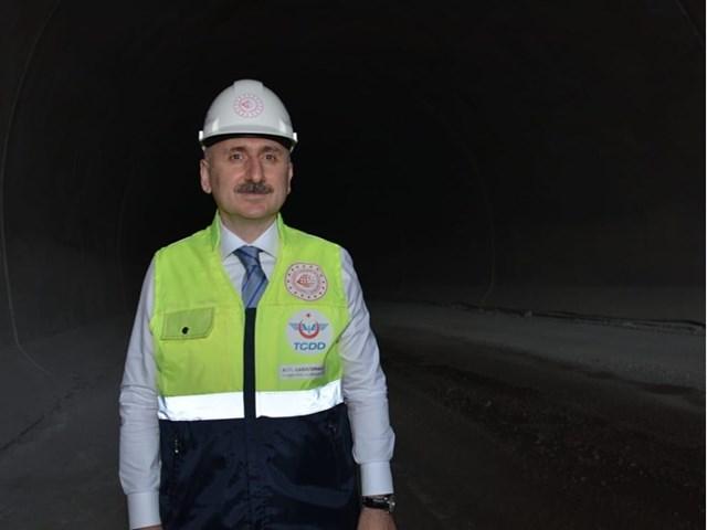 Konya-Karaman hızlı tren hattı yıl sonuna hizmete giriyor