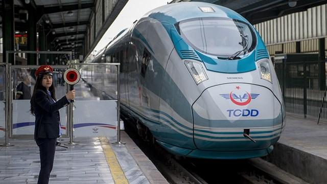 Hızlı tren seferleri 28 Mayıs ta başlıyor