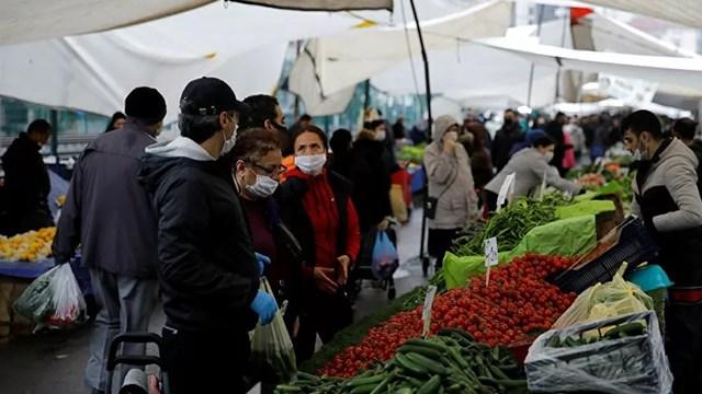 İstanbul da perakende ve toptan fiyatlar arttı