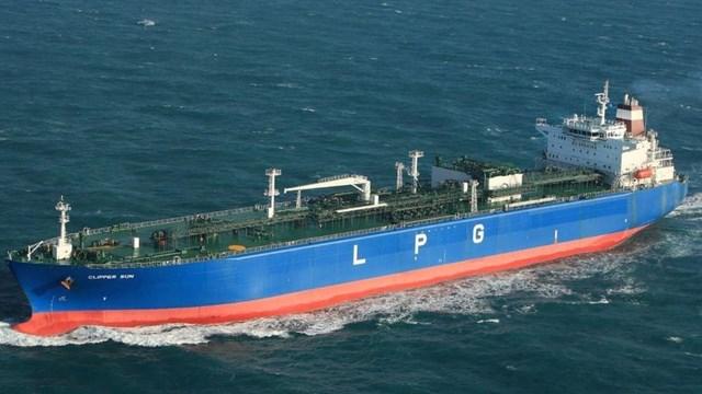 Mayıs ayında 180 bin 915 ton LPG ithal edildi