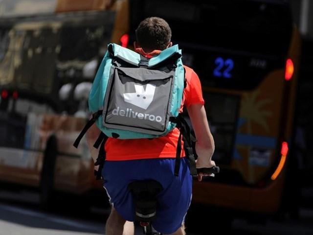 Amazon Deliveroo nun yüzde 16 sını satın aldı