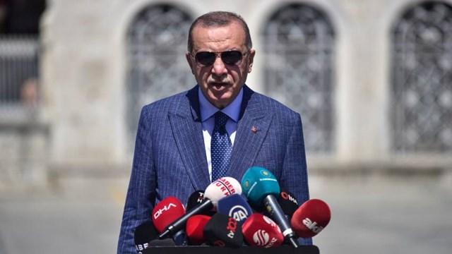 Cumhurbaşkanı Erdoğan: 105 milyar dolar rezerv var, Türkiye dimdik ayakta